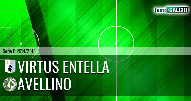 Virtus Entella - Avellino