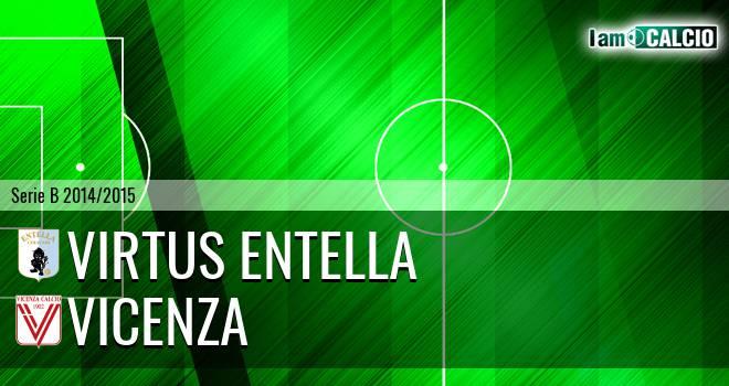Virtus Entella - Vicenza