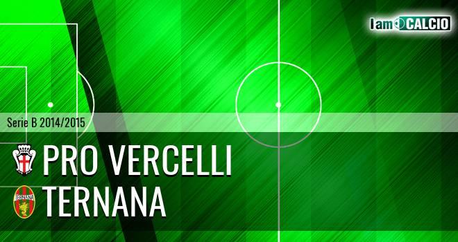 Pro Vercelli - Ternana