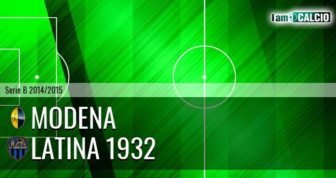 Modena - Latina