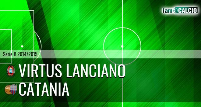 Virtus Lanciano - Catania