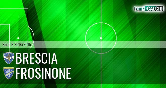 Brescia - Frosinone