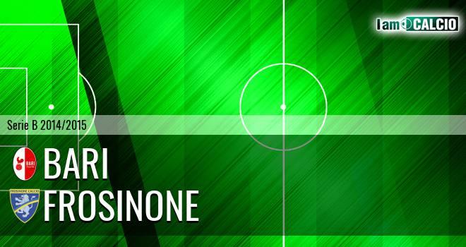 Bari - Frosinone