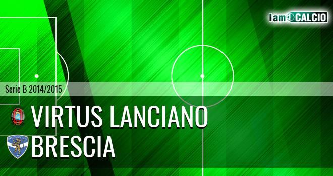 Virtus Lanciano - Brescia