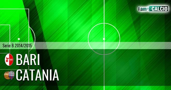Bari - Catania