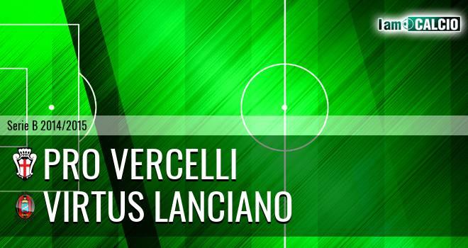 Pro Vercelli - Virtus Lanciano