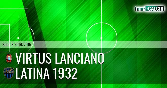 Virtus Lanciano - Latina