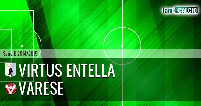 Virtus Entella - Varese
