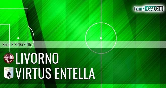 Livorno - Virtus Entella