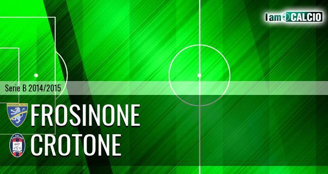 Frosinone - Crotone