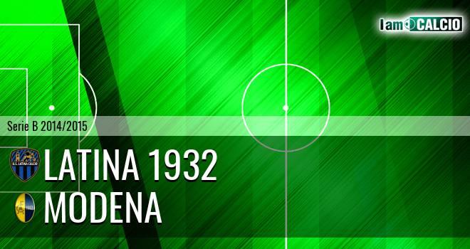 Latina - Modena