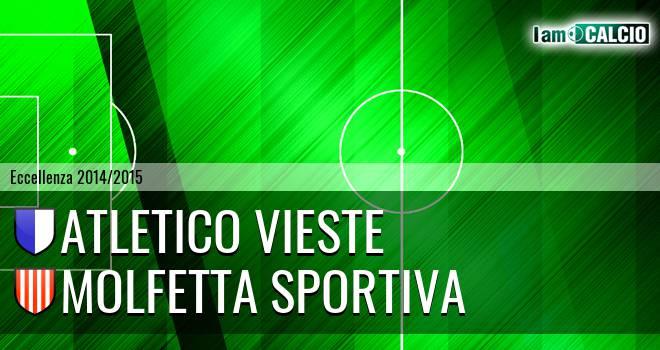 Atletico Vieste - Molfetta Sportiva