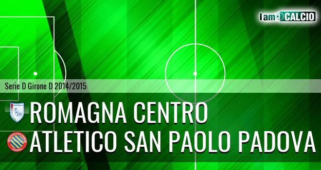 Romagna Centro - Atletico San Paolo Padova
