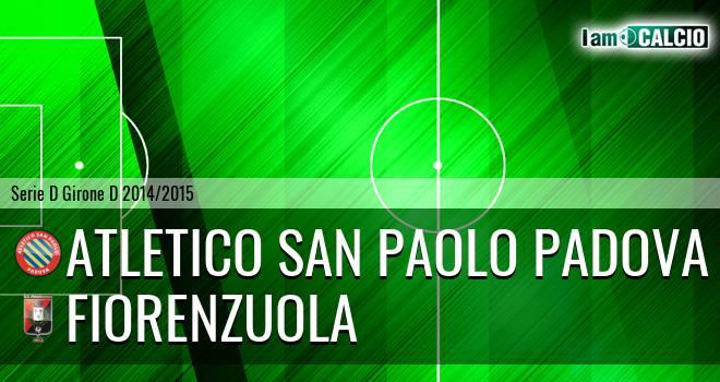 Atletico San Paolo Padova - Fiorenzuola
