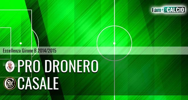 Pro Dronero - Casale