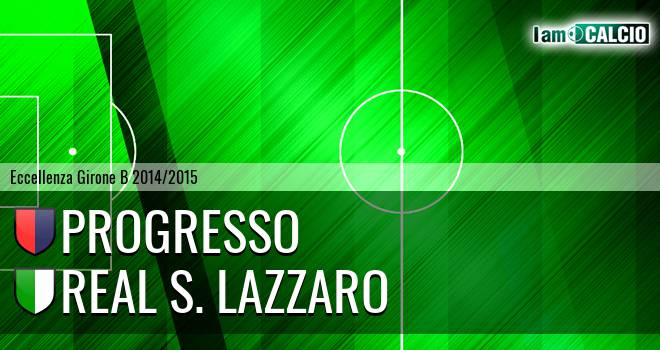 Progresso - Real S. Lazzaro