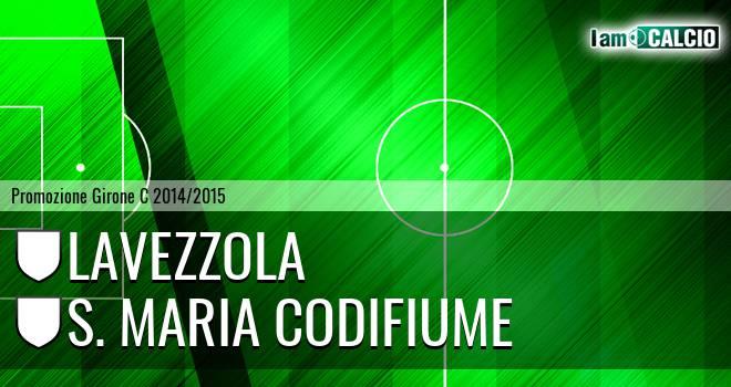 Lavezzola - S. Maria Codifiume