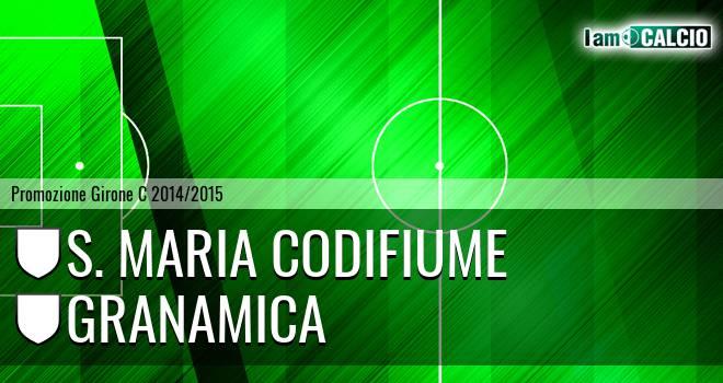 S. Maria Codifiume - Granamica