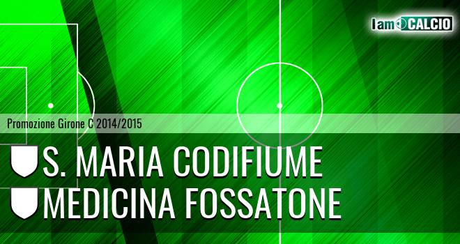 S. Maria Codifiume - Medicina Fossatone