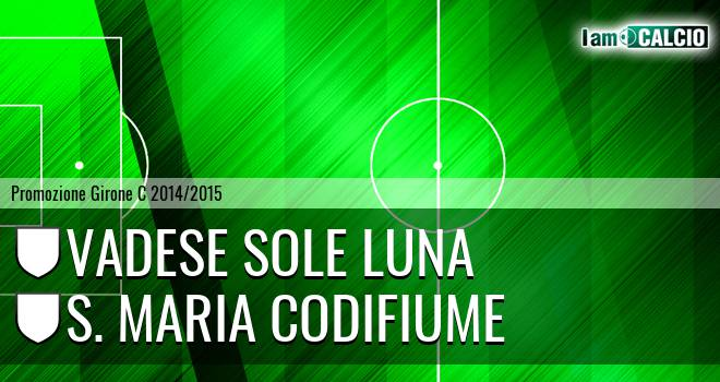 Vadese Sole Luna - S. Maria Codifiume
