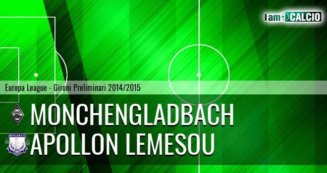 Borussia Monchengladbach - Apollon Limassol