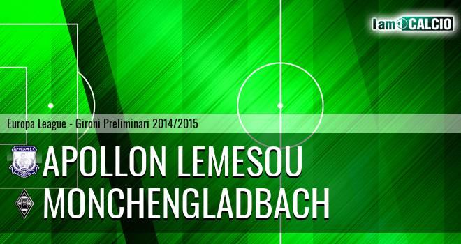 Apollon Lemesou - Monchengladbach