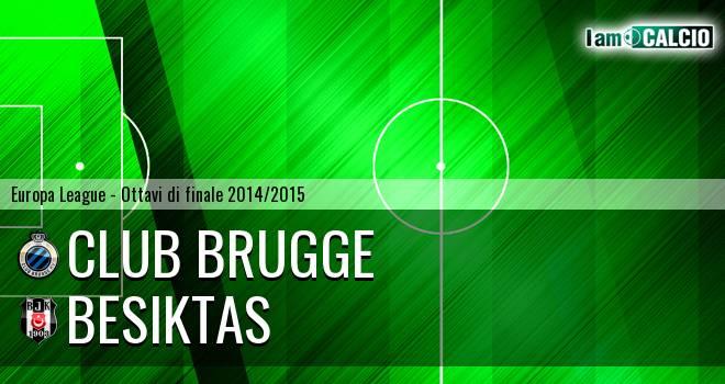 Club Bruges - Besiktas