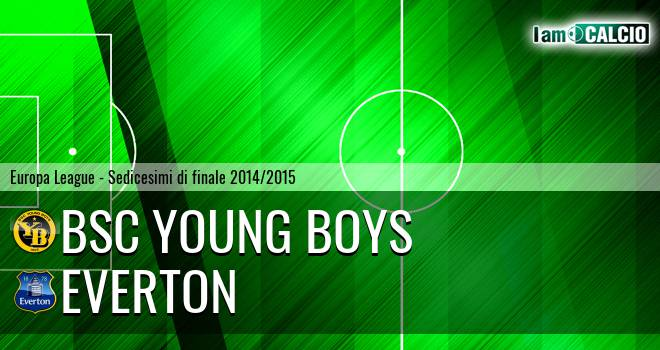 BSC Young Boys - Everton