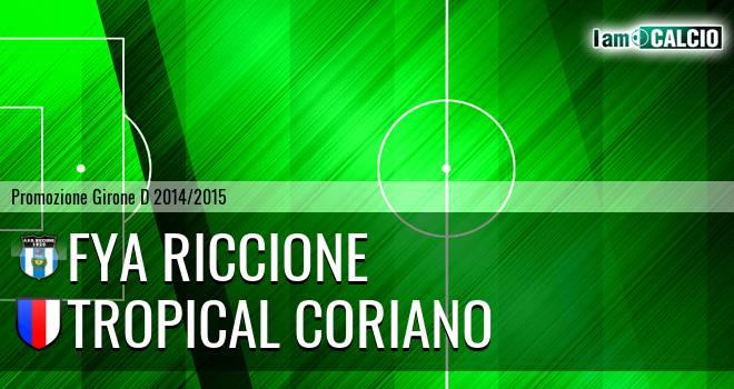 Fya Riccione - Tropical Coriano
