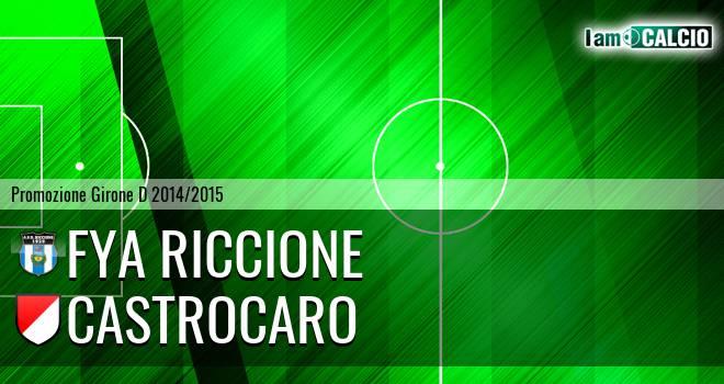 Fya Riccione - Castrocaro