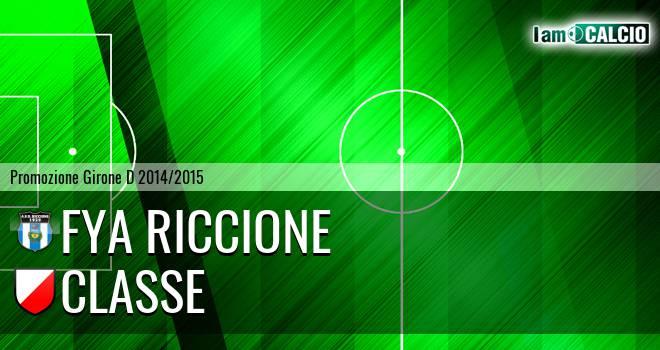 Fya Riccione - Classe
