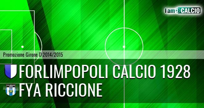 Forlimpopoli Calcio 1928 - Fya Riccione