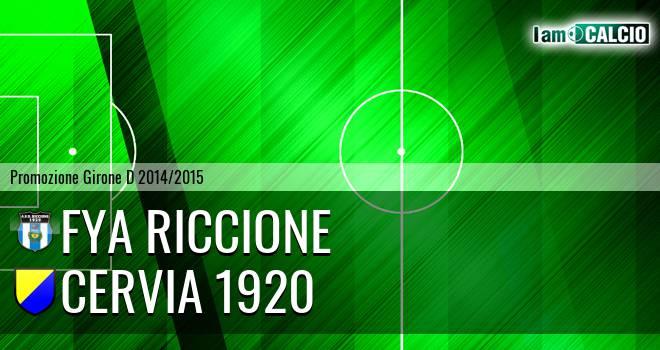 Fya Riccione - Cervia 1920