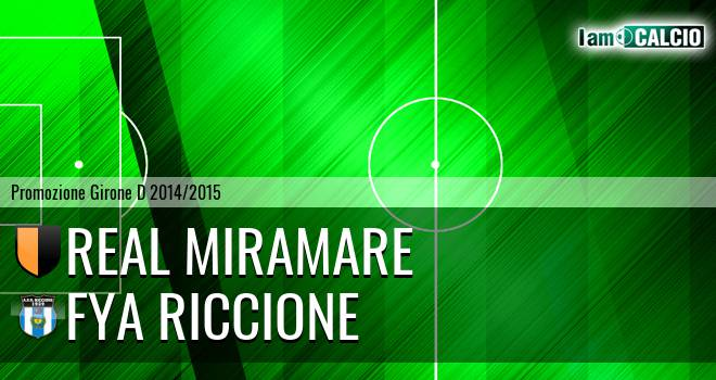 Real Miramare - Fya Riccione