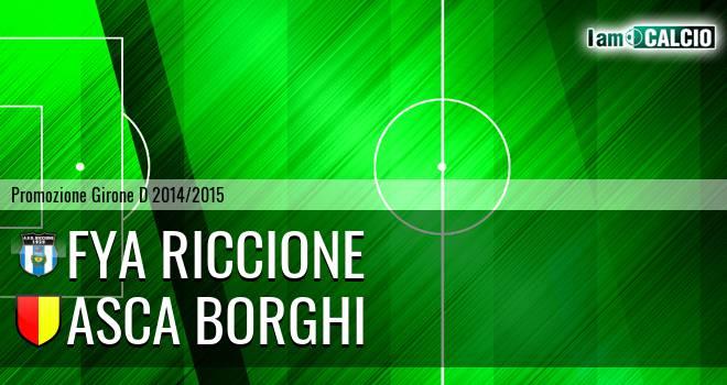 Fya Riccione - Asca Borghi