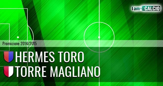 Hermes Toro - Torre Magliano