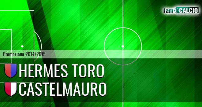 Hermes Toro - Castelmauro Calcio 1986