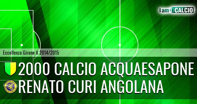 2000 Calcio Montesilvano - Renato Curi Angolana