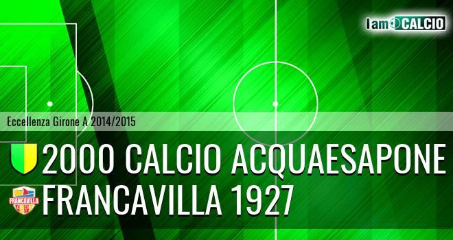 2000 Calcio Montesilvano - Francavilla 1927
