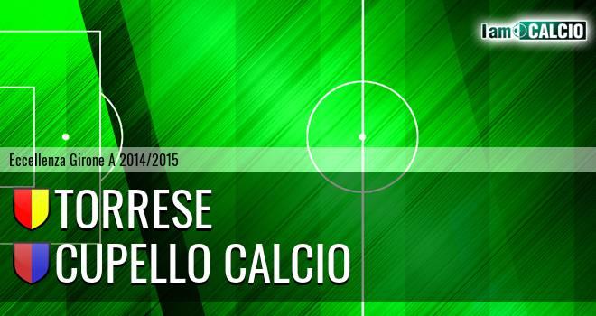Torrese - Cupello Calcio