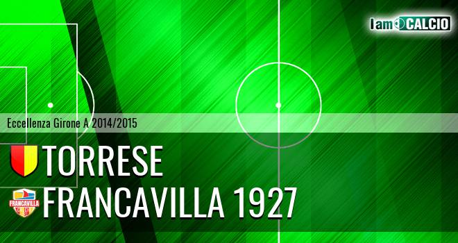 Torrese - Francavilla 1927