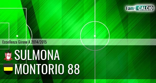 Sulmona - Montorio 88