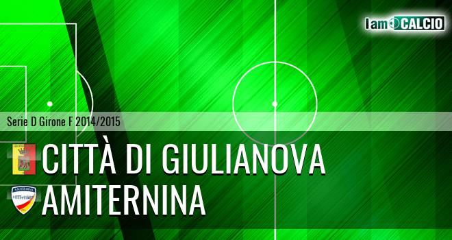 Città di Giulianova - Amiternina