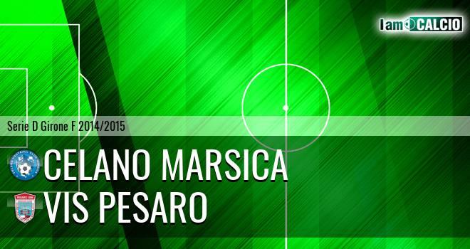 Celano Marsica - Vis Pesaro