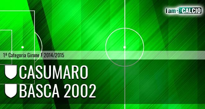 Casumaro - Basca 2002