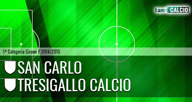 San Carlo - Tresigallo Calcio