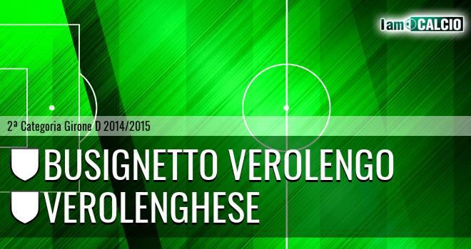 Busignetto Verolengo - Verolenghese