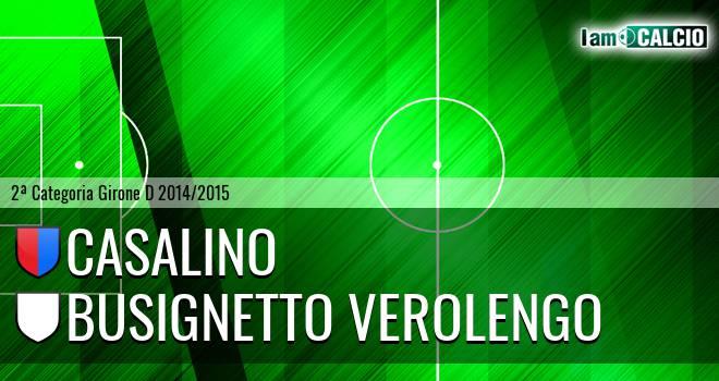 Casalino - Busignetto Verolengo