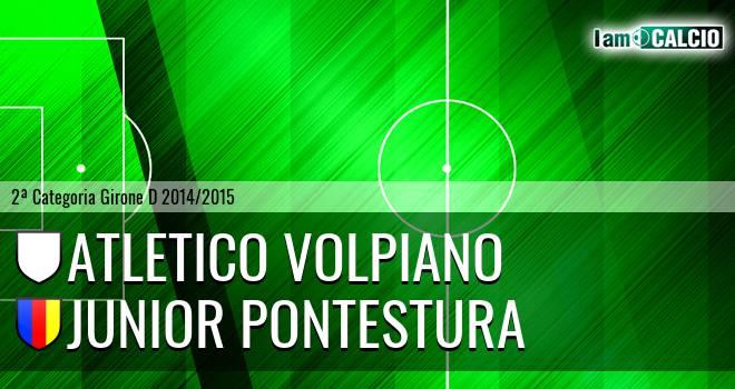 Atletico Volpiano - Junior Pontestura