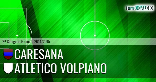 Caresana - Atletico Volpiano